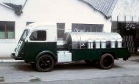 cisterna Maisonneuve na mléko
